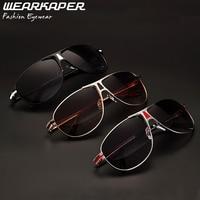 WEARKAPER Bifocal Reading Glasses Fashion Men And Women Presbyopia Glasses Outdoor Fishing Sunglasses