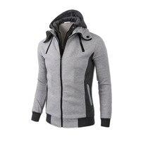2017 Devin Du New Brand Design Hoodies And Sweatshirts Autumn Winter Men S Long Sleeved Jacket