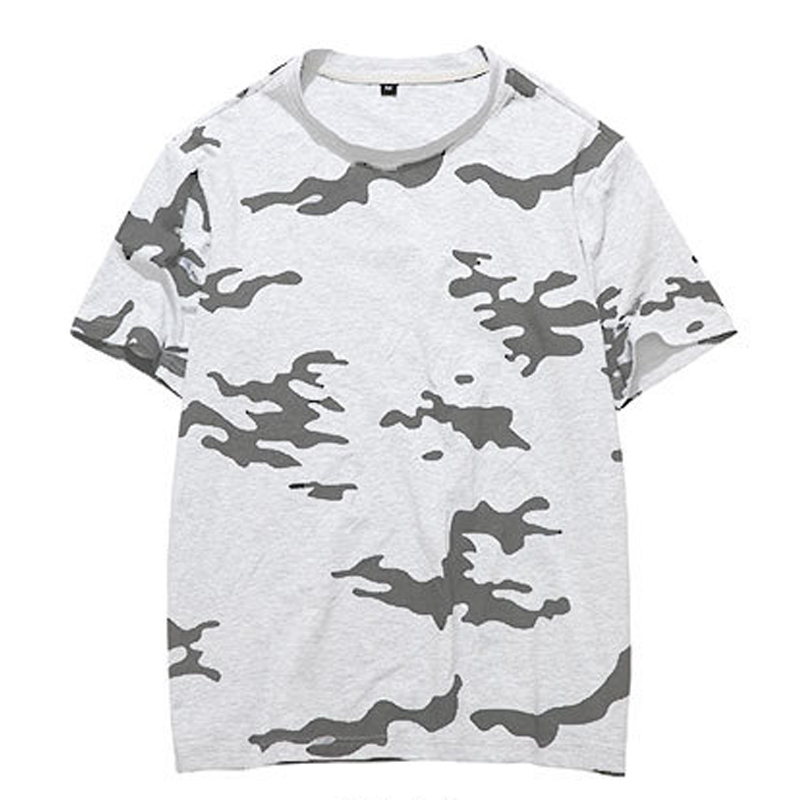2018 di Marca Degli Uomini di Modo del Cotone Casual T-Shirt Da Uomo Manica Corta Estate Nuovo Arrivo Magliette e camicette Uomini Sciolti T-Camicette # JPZC1605