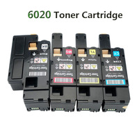 Toner Cartridge Compatible For Xerox Phaser 6020 6022 Workcentre 6025 6027 Laser Printer 106R02760 106R02761 106R02763 106R02762