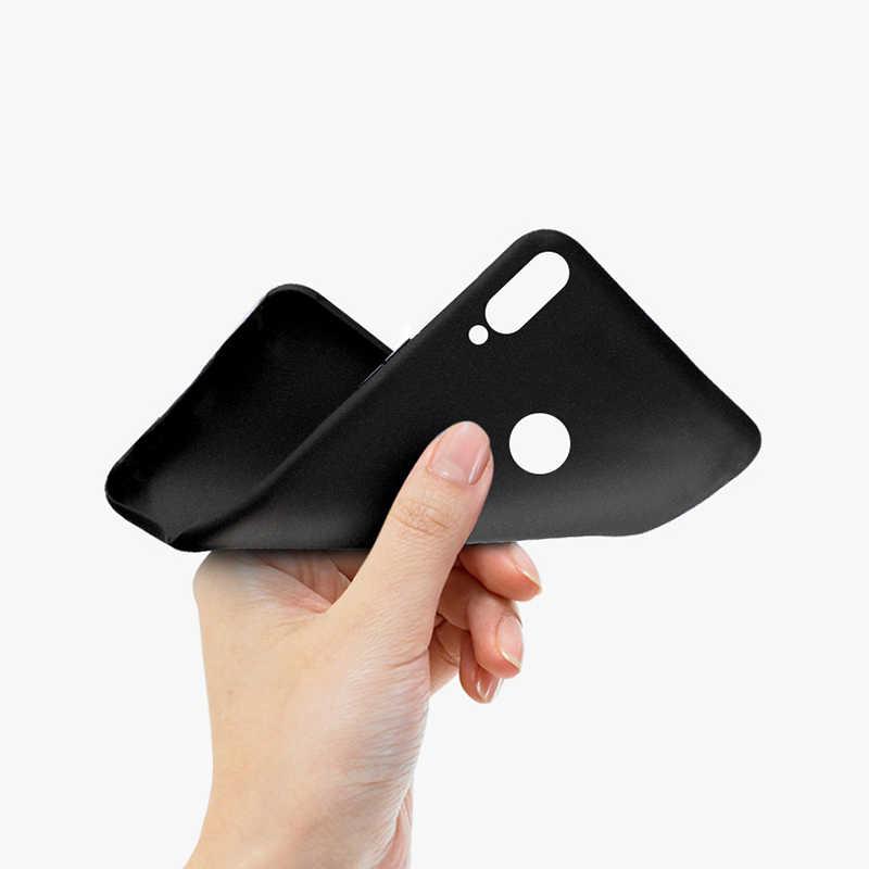 Funda de TPU para Xiaomi Redmi K20 Y3 7A S2 6A Note 7 7 7 S 6 5 Pro Xiomi 9 T 8 A2 lite F1 cubierta
