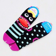 Cute cartoon Funny socks women 3Dprinted food women's sock Calze Donna cute socks for women chausette femme