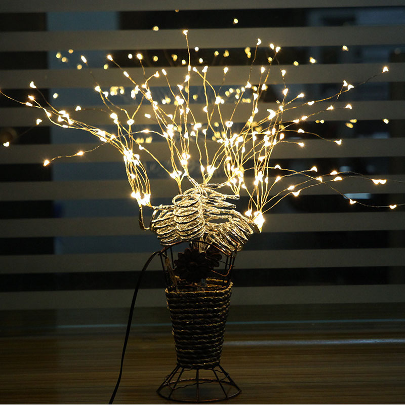 12v 24vled Tree Light Low Voltage Copper Wire Christmas Lights Indoor In Holiday Lighting From On Aliexpress Alibaba Group
