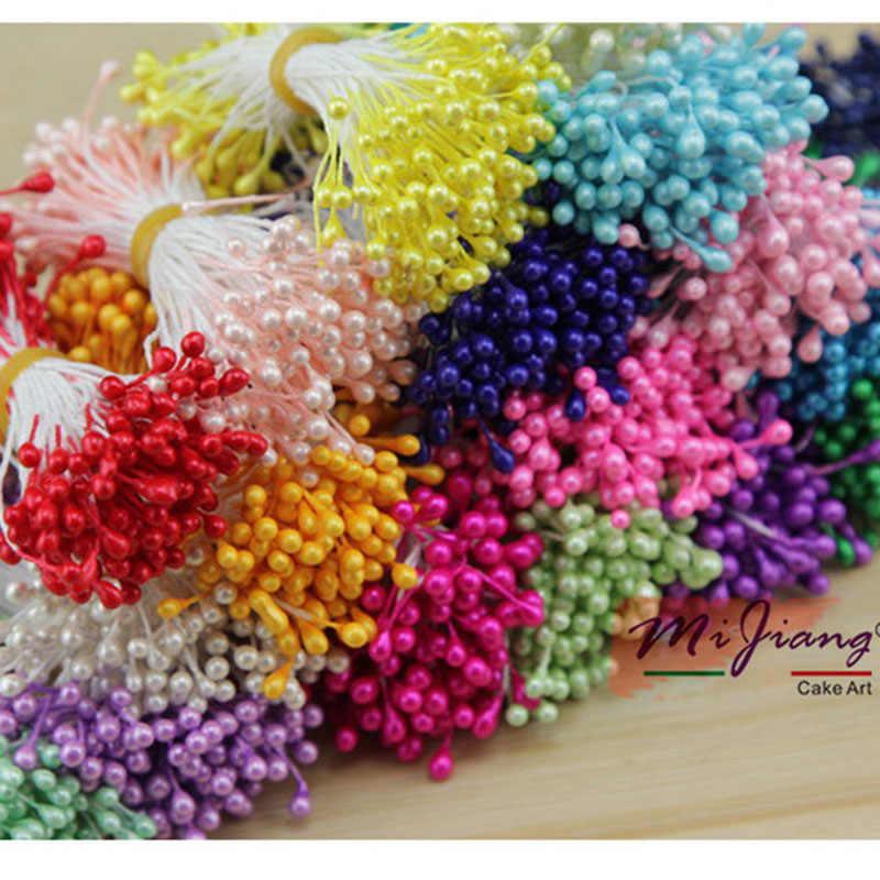 การจำลองประดิษฐ์ดอกไม้ Core Stamen DIY น้ำตาลวาง Peony ดอกไม้เครื่องมือการสร้างแบบจำลองสำหรับ Fondant เค้กตกแต่งแม่พิมพ์เครื่องมือ