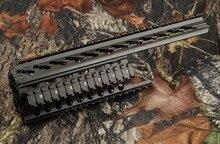 Galil Quad Picatinny weaver gun rail mount base tir chasse RBO R4253