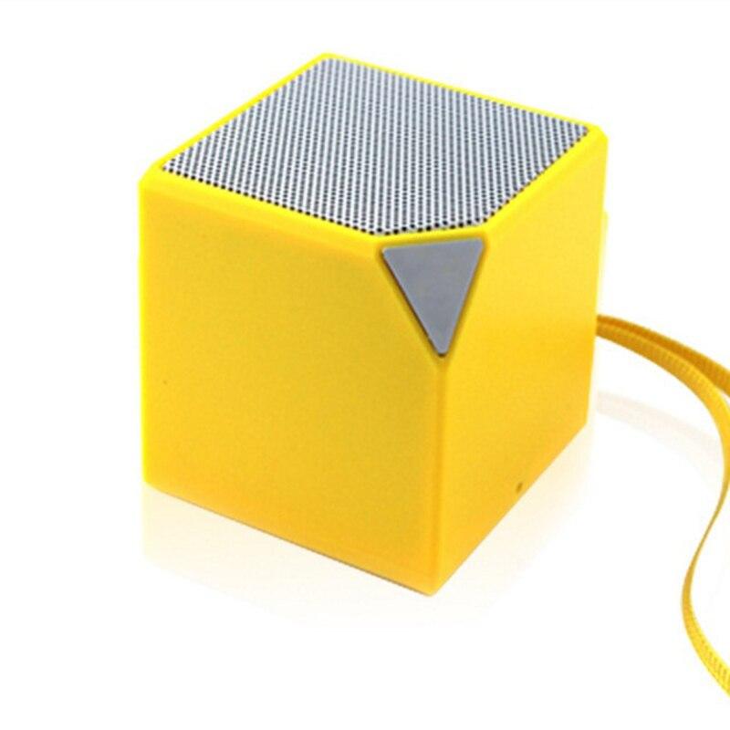2019 USB mini haut-parleur d'ordinateur de bureau en plein air portable haut-parleur portable haut-parleur pas cher double haut-parleurs avec paquet de détail 6 couleurs - 4