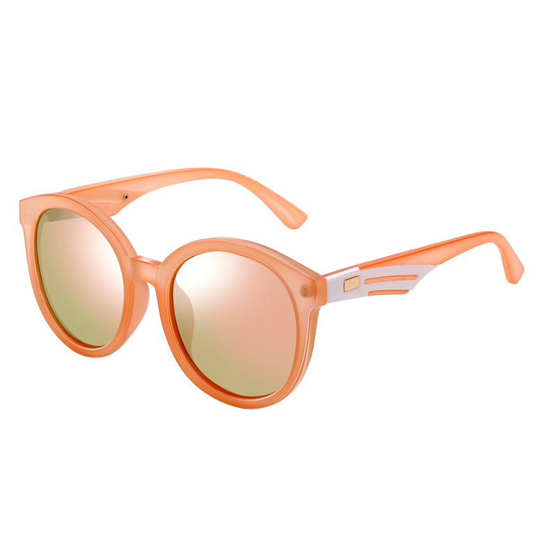 Sommer Blue Objektiv Polarisierte Black Designer Frauen Frame transparent 2018 black Großen Parzin Sonnenbrille Rahmen And Tr90 uv400 Marke Anti Stil Len orange Pink q7Cna