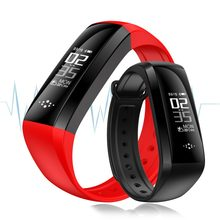 Wireless Sport Watch Pedometer Activity Tracker Waistband Blood Pressure Heart Rate Monitor Outdoor Fitness Equipment Waterproof(China)