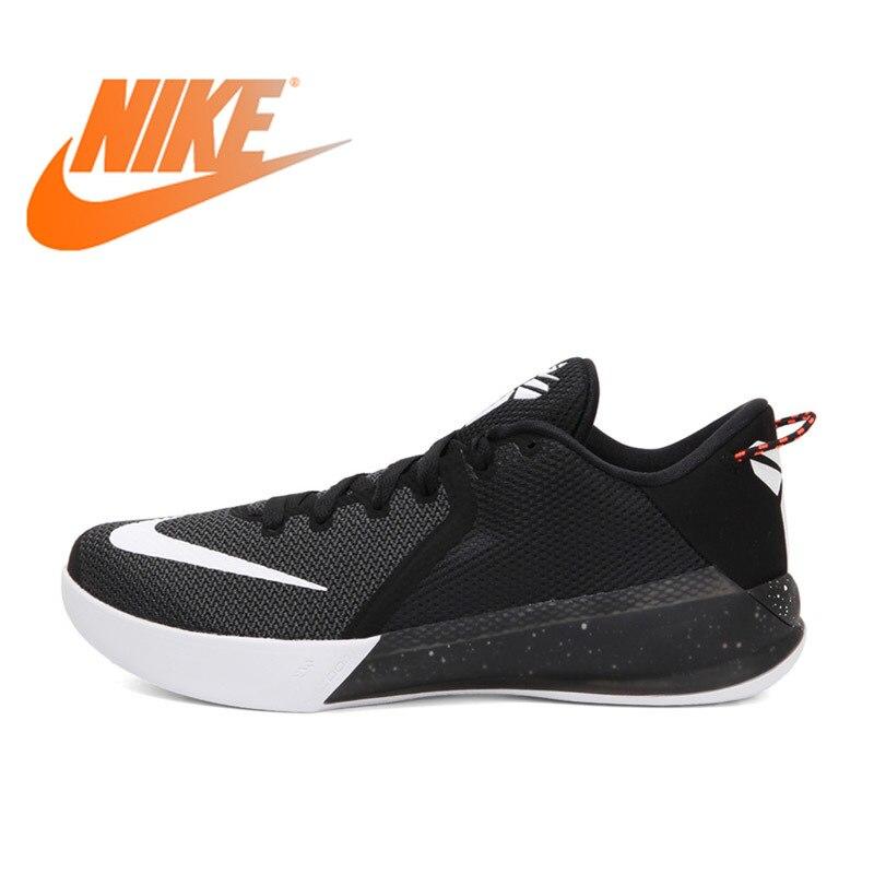 Original Autêntica Nike KOBE VENOMENON 6 PE Tênis de Basquete Respirável  Esportes Ao Ar Livre dos 2d90c351da111