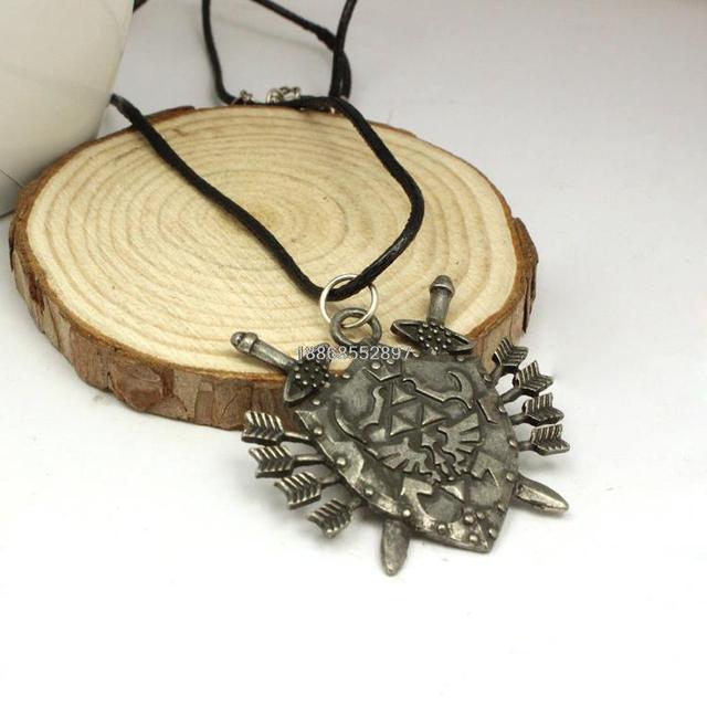 The Legend of Zelda Triforce Necklaces