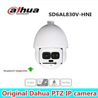 Dahua PTZ Network Camera SD6AL830V HNI 4K 30x Laser PTZ Network Camera 12 Megapixel Support Hi PoE IR distance up to 500m