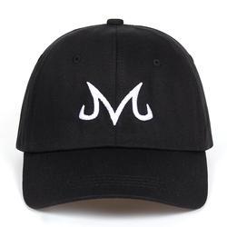 2018 Новый высокое качество бренд Majin Buu Snapback кепки хлопок бейсбол кепки для мужчин женщин хип хоп папа шляпа Гольф S Bone Garros