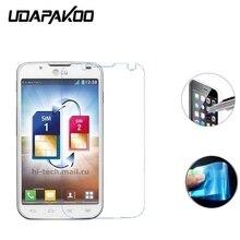 82cef564a3d Udapakoo nano a prueba de explosiones (soft Glass) protección delantera  Películas para LG Optimus L7 II dual p715 p716