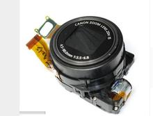 Free shopping! 95% novo lens unit zoom para canon powershot sx240 sx260 hs digital camera repair parte + ccd