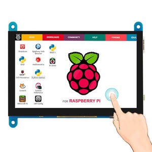 Image 2 - Elecrow 5 inch Touchscreen Portable Monitor HDMI 800 x 480 Capacitive Touch Screen LCD Displays Raspberry Pi 4 Display