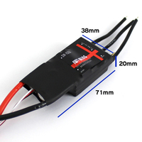 SkyWing Brushless Motor 150A WaterCool ESC 5A 5V BEC 3 6S for RC Boat Jet Ship