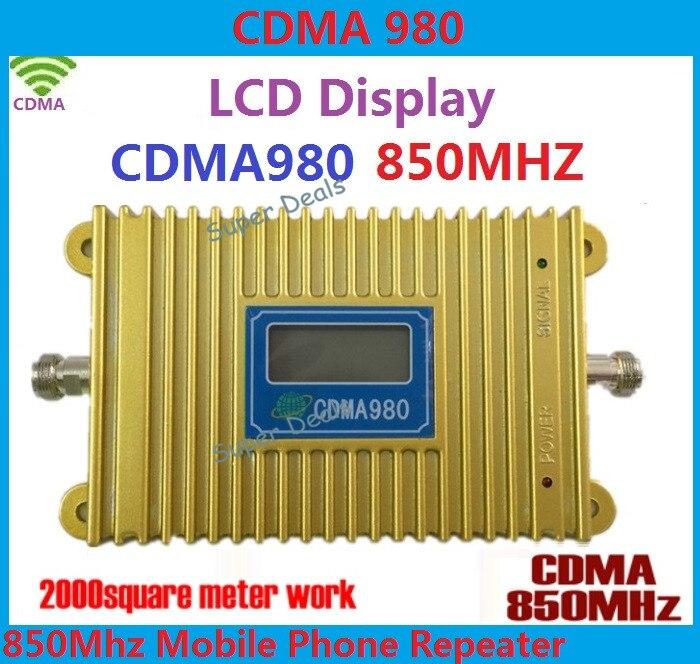 CDMA мобильный телефон повторитель сигнала gsm 2G 4G сотовая связь усилитель сигнала Поддержка данных LTE FDD усилители 850 мГц booster