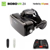100 Original Xiaozhai BOBOVR Z4 Virtual Reality 3D VR Glasses Cardboard Private Theater For 3 5