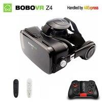 100% מקורי Xiaozhai BOBOVR Z4 מציאות מדומה 3D VR משקפיים תיאטרון פרטי עבור טלפונים 4.7-6.2 inches Immersive