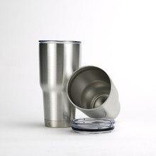 2017 Nueva Caliente 30 OZ Doble Vaso de Acero Inoxidable Taza De Viaje Botella de Agua Tazas de Rambler Refrigerador Tazas de Café taza de la Cerveza