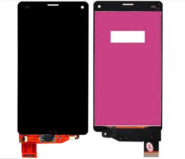 For Sony Xperia Z3 Mini Compact D5803 D5833 LCD Display Touch Screen with Digitizer Assembly