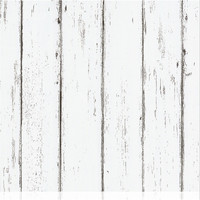 Nordic white maple vertical stripes wood grain waterproof self adhesive wall stickers dormitory furniture renovation