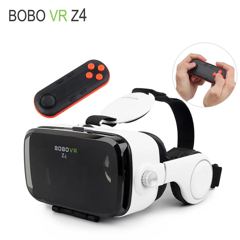 2016 New Oculus Rift Style BOBOVR Z4 VR BOX 360 Degree Viewing Immersive 3D Glasses of Virtual Reality Binoculars Hot Sale