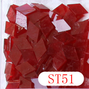 200gram/230pcs Diamond Stained Glass Mosaic