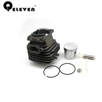 Qeleven Chainsaw Bigbore 49mm Cylinder Piston Fit For MS361 036 Chain Saw Parts Garden Tool Parts