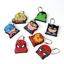 Anime Superhero Key Cap