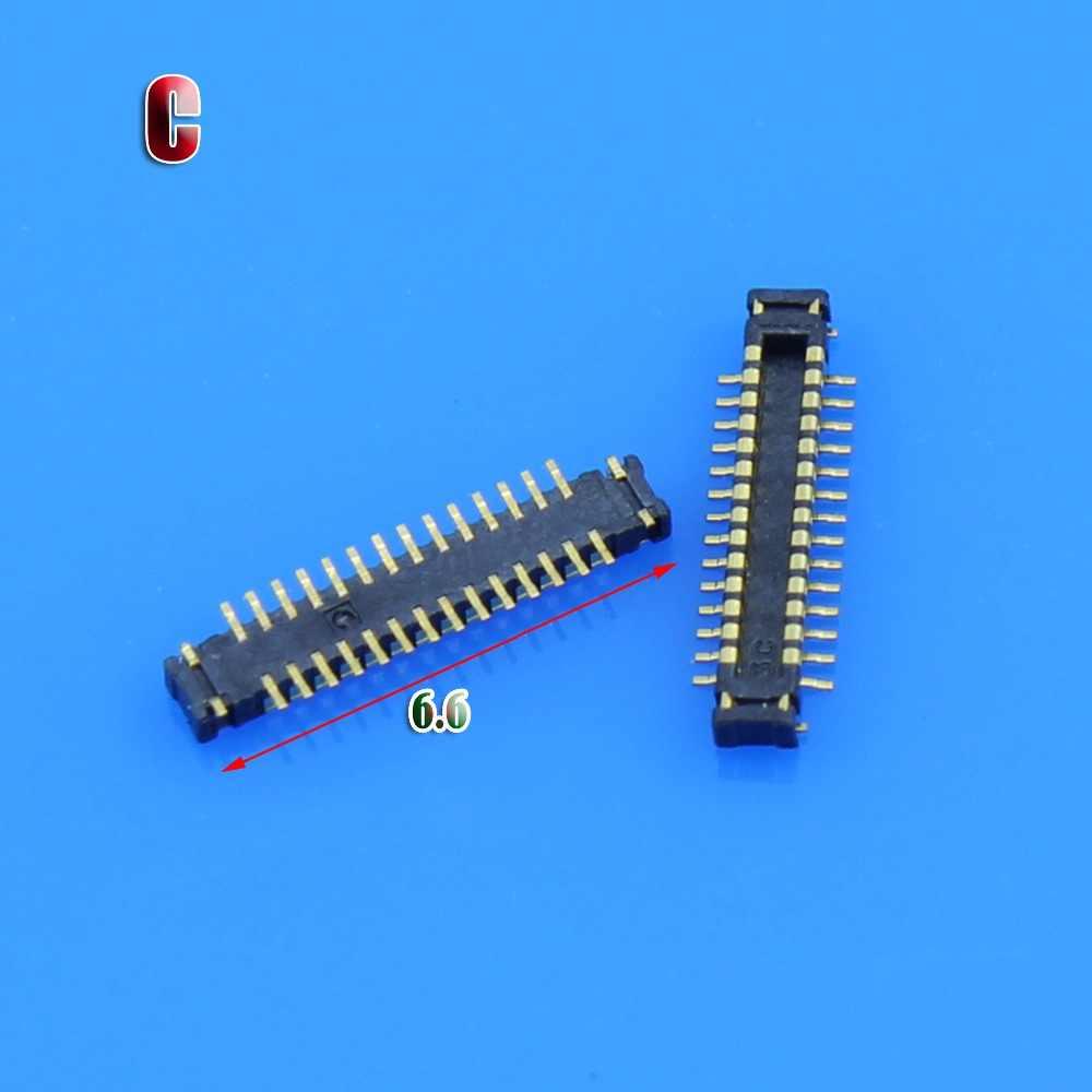 Lcd-scherm/Touch Screen Digitizer FPC Connector voor moederbord Moederbord Reparatie voor xiaomi voor hongmi voor redmi 1 s mi4