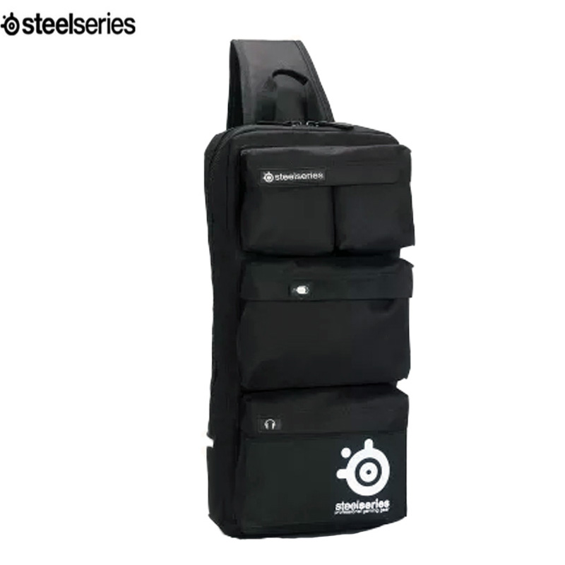 Brand new SteelSeries keyboard gaming bag laptop handbag protection bag headphone mouse for mechanical keyboard bag black color willettt 460 keyboard display black color
