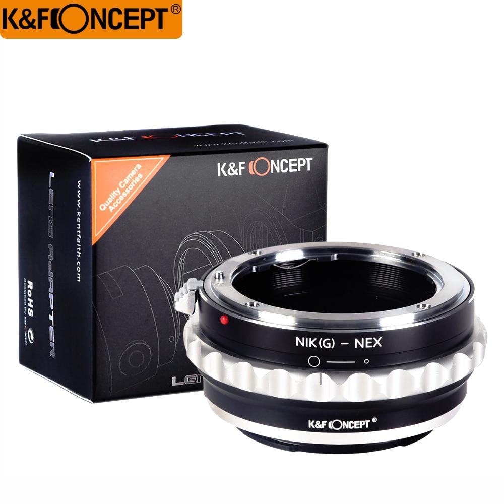 K & F CONCEPT Камера Линзаны орнату - Камера және фотосурет - фото 6