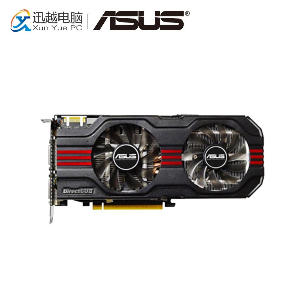 цена ASUS ENGTX560 DCII OC/2DI/1GD5 Original Graphics Cards 256 Bit GTX 560 GDDR5 Video Card VGA DVI HDMI For Nvidia GTX560