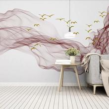 Атмосферный Цвет 3D алмаз крупным планом красивый фон стены Декоративные Настенные обои, фрески