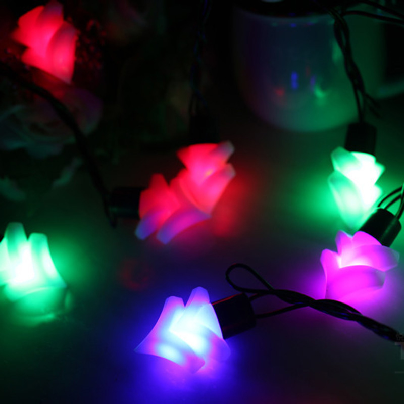 Aliexpress.com : Buy 20 Led Christmas tree Light String 5M Outdoor Light String Fairy Starry ...
