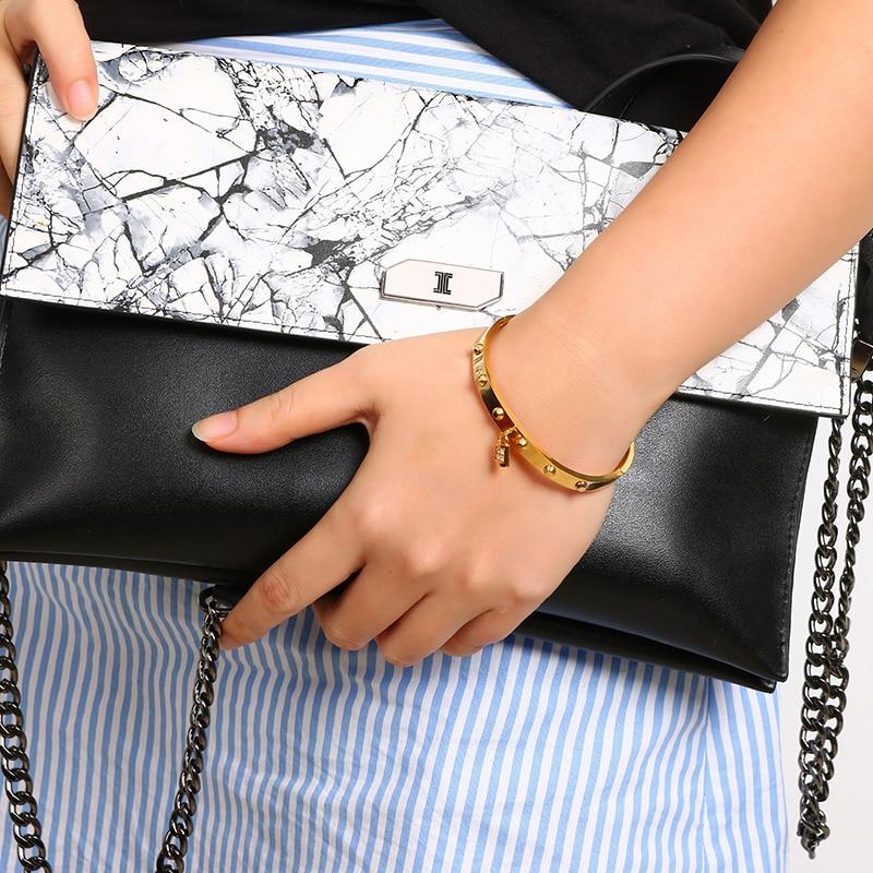 Горещи продаващи кристални гривни - Модни бижута - Снимка 6