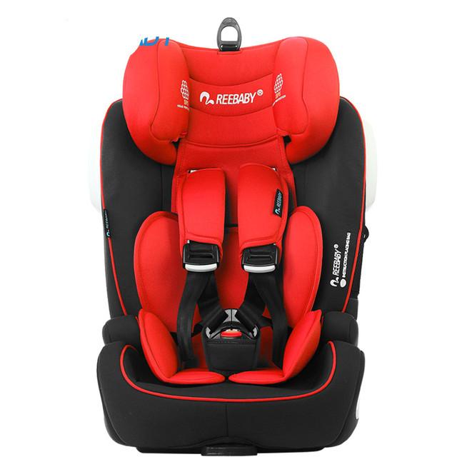 O mais popular do assento de segurança do carro da criança ISOFIX conector rígido para 9 meses-12 anos de idade do bebê