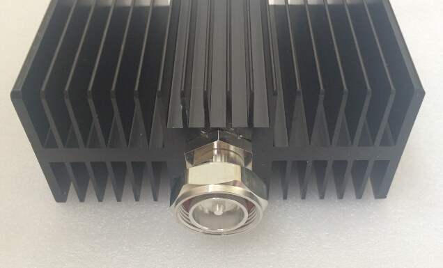 7/16 DIN штекер Dc-3 Ггц 200 Вт вт 50 ом коаксиальный фиксированной прекращение Терминатор эквивалент нагрузки