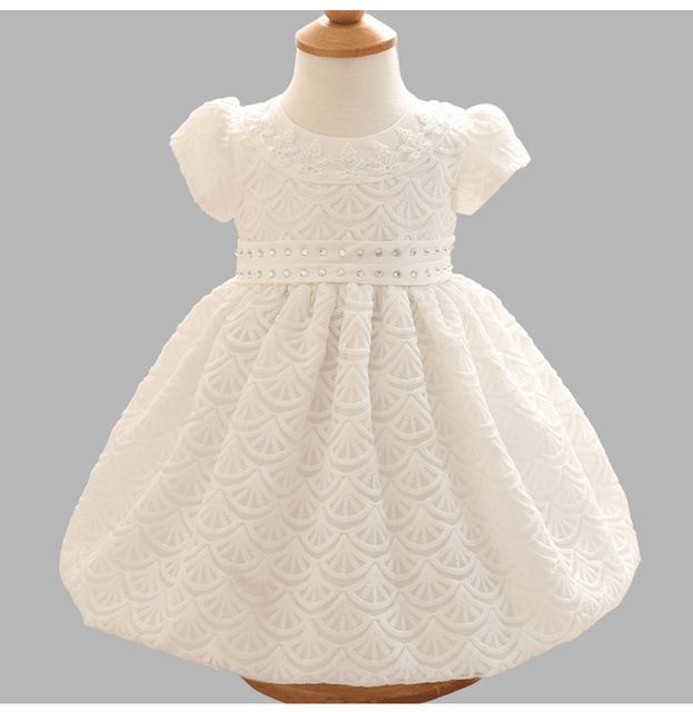Puffy Sleeve Dress Toddler Party