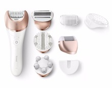 5in1 wet dry epilator women shaver female shaving machine electric lady bikini trimmer depilation 110v/220v Corded/Cordless