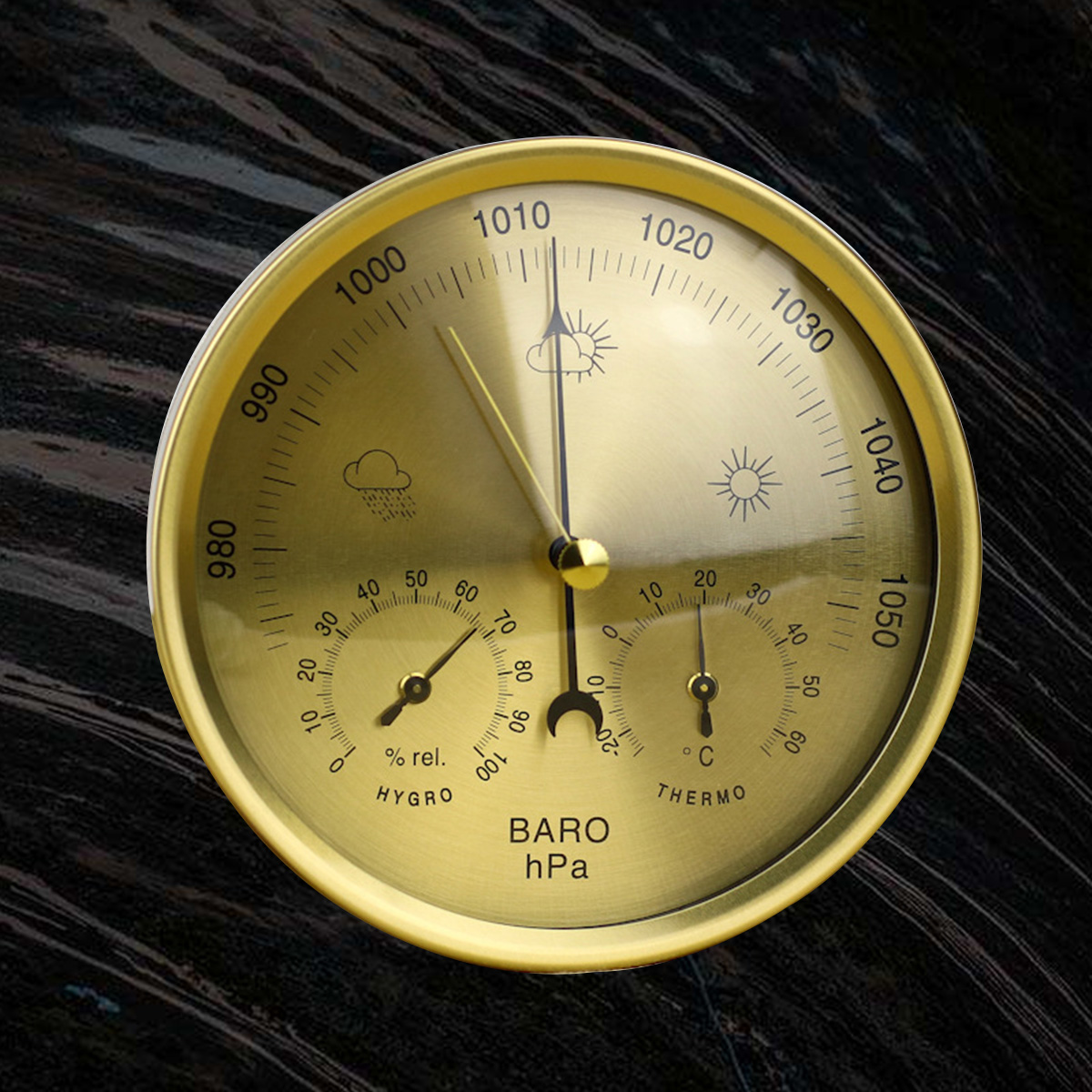 How to use the indoor barometer 19