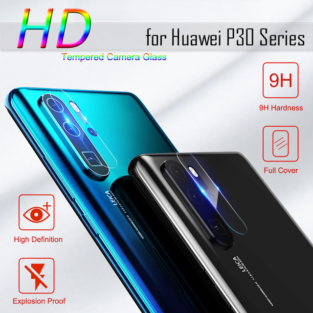 3PCS Camera Len P30 Pro Tempered Glass for Huawei P30 lite Camera Lens Protective Screen Protector Phone for Huawei P30 Pro Film
