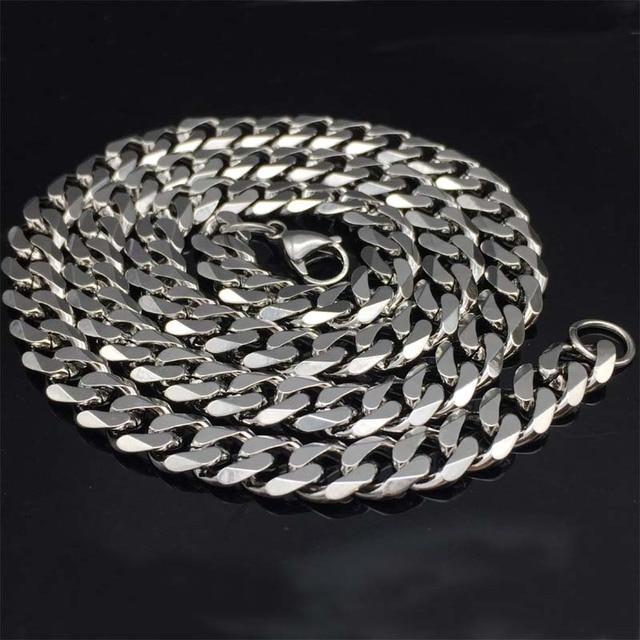 Cuban Link Silver