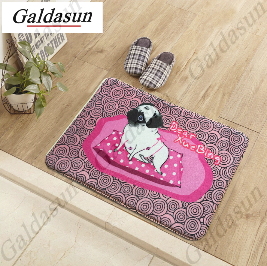Online kopen wholesale roze shaggy tapijt uit china roze shaggy ...