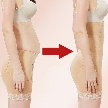 ZYSK Tummy Control Slimming Pants Women High Waist Trainer Body Shaper Slimming Belt Shapewear Women Seamless Control Panties 2