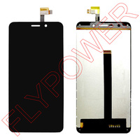 For UMi Super LCD Screen Display With Touch Screen Digitizer Assembly Black And White By Free