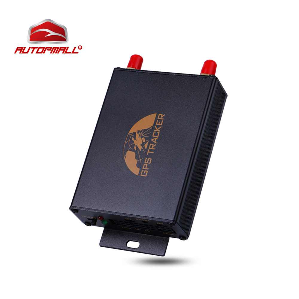 GPS Tracker Car Fuel Sensor Camera Tracking Device TK105A GSM GPRS GPS Locator Dual SIM Fuel Cut Off Voice Monitor Free Software coban gps105a vehicle motorcycle car gps gsm gprs lbs tracker support cut oil fuel sensor auto camera dual sim tracking device