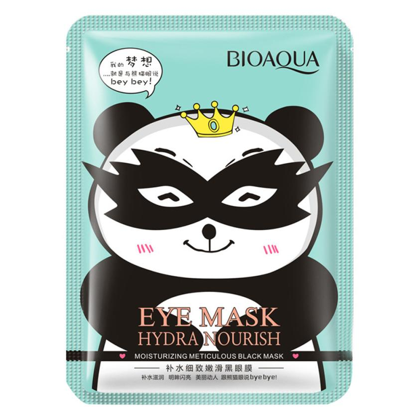 10Pcs Eye Mask Essence Extraction Moisturizing Nourish Tender Dark Circles Fade Fine Lines