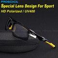 PROSOOL Óculos Esportes Óculos de Sol dos homens Polarizados óculos de Sol para Andar de Bicicleta Ao Ar Livre Correndo Driving Ciclismo Gafas Oculos de sol